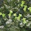 Umělý živý plot listantý HEDERA SHADE, role výška 1,5m x šířka 3m, 4,5