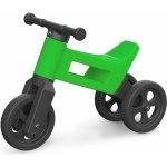 Teddies Odrážedlo Funny Wheels 2v1 zelené