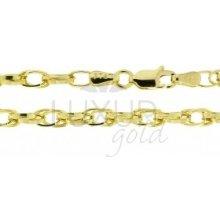 Náramek ze žlutého zlata LUXUR GOLD 3640068