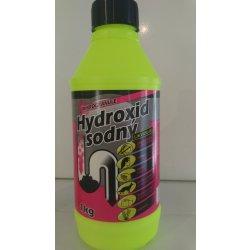 Hydroxid sodný mikrogranule 1 kg