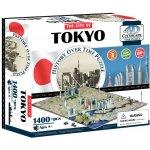 Wiky 4D Puzzle City Tokyo