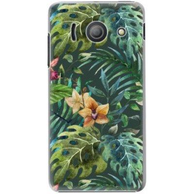 Pouzdro iSaprio - Tropical Green 02 - Huawei Ascend Y300