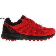 Karrimor Caracal pánské Trail Running Shoes red/black