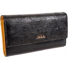 Doca Dámská peněženka 64979 černá