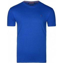 Pánské Tričko Tommy Hilfiger Pánské Tričko Basic Blue 82b95153cc