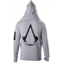 Assassin's Creed Double Layered šedá [HD270020ACM] CurePink