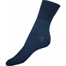 Gapo ponožky Zdravotní s elastanem tm.modrá
