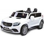 Toyz elektrické autíčko Mercedes GLS63 2 motory white