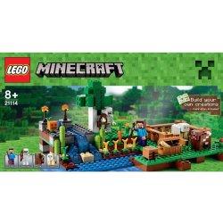Lego LEGO MINECRAFT 21114 Farma