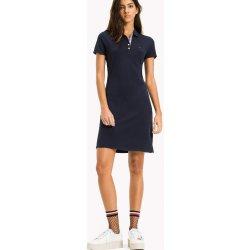 9c0ef43fe528 Tommy Hilfiger dámské tmavě modrá polo šaty Essential alternativy ...