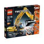 Lego Technic 8043 Bagr s motorem