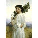 Reprodukce - VR15-14 Adolph William Bouguereau - Vavřínový věnec Obraz  90x60 cm f89159108a