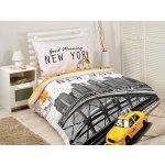 Faro bavlna povlečení New York City 01 140x200 70x90