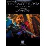 Lindsey Stirling: The Phantom Of The Opera Medley (noty na housle) (+doprovodný download)