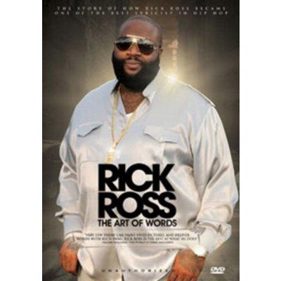 Rick Ross: The Art of Words - Unauthorised DVD