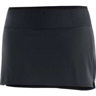 Salomon sukně Sense Skort černá