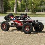 RCobchod Pouštní buggy Eagle 3 RTR 4WD červená 1:12