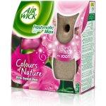 Air Wick Freshmaticic Max Automat spray růžové květy středomoří 250 ml
