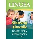 Finsko-český, česko-finský šikovný slovník