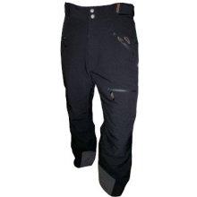 Mercox Solden black lyžařské softshellové kalhoty pánské