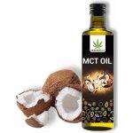 CBD konopi MCT OLEJ kokosový 100% 250 ml