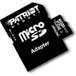 Patriot microSDHC 32GB Class 10 + adaptér PSF32GMCSDHC10