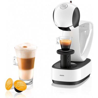 Krups kávovar na kapsle KP170131 Nescafé Dolce Gusto Infinissima bílé
