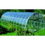 Volya LLC Polykarbonátový skleník 2DUM 3 x 4 m