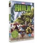 Hulk Vs Wolverine Vs Thor DVD