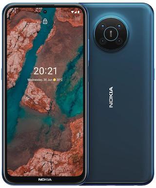 Nokia X20 8GB/128GB na Heureka.cz