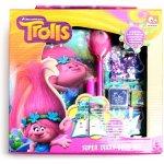 Canenco zápisník/památník kreativní Trollové Trolls