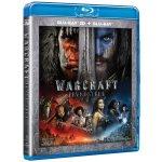 Blu-Ray Warcraft:První střet / 3D+2D Blu-Ray 3D