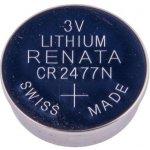 Baterie Renata cr2477n 1ks