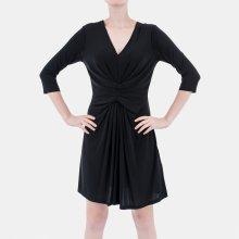 Armani Jeans luxusní společenské šaty černá fc36c69bf3