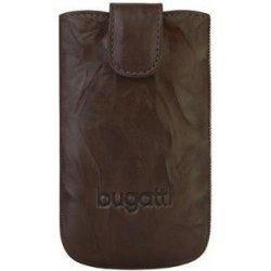 Pouzdro Bugatti SlimCase M hnědé