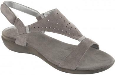 ad9f455363 Scholl MARION zdravotní sandále šedé od 1 280 Kč - Heureka.cz