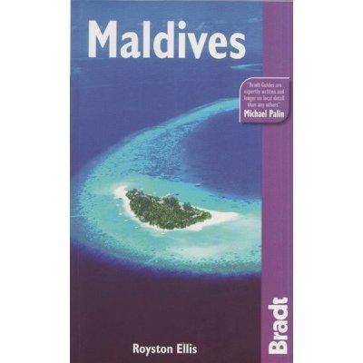 Maledives /Maledivy/ - Bradt Travel Guide - 4th ed. - Royston Ellis - 14x22 cm