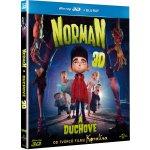 Norman a duchové 2D+3D BD