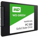 WD 240GB, SATA/600, SSD, WDS240G2G0A