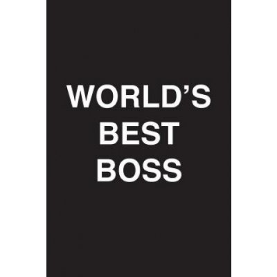 World's Best Boss: The Office Merchandise - Perfect Gag Gift for the Office TV Show Fans