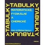 Matematické, fyzikální a chemické tabulky pro střední školy - Mikulčák Jiří