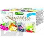 Vitto Tea QUATTRO PREMIUM Selection ovocný porcovaný 20 x 2 g