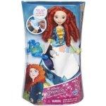 Hasbro Disney princezna panenka Merida s vybarvovací sukní