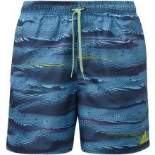 Adidas plavky plavecké šortky Parley modrá 1ef43b179f8