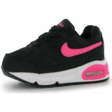 e2fdb2bb162 Nike Air Max Ivo Infants Trainers Black Pink