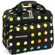 David Jones 1008VA taška do ruky 34x15x30 cm, barva mix