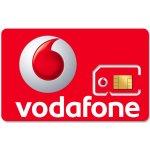 Vodafone 10GB Datová a hlasová karta