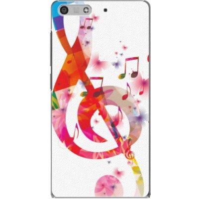 Pouzdro iSaprio Love Music Huawei Ascend P7 Mini