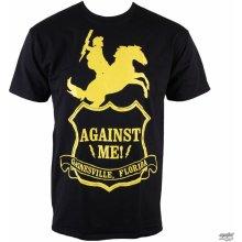 Against Me Shield Black