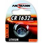 Baterie Ansmann CR 1632 1ks